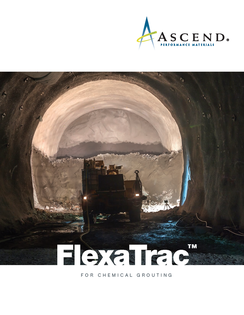 FlexaTrac™-DME for grouting